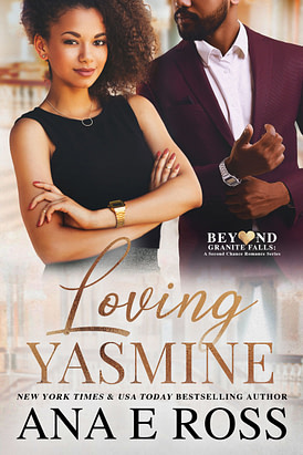 Loving Yasmine Cover for book sales